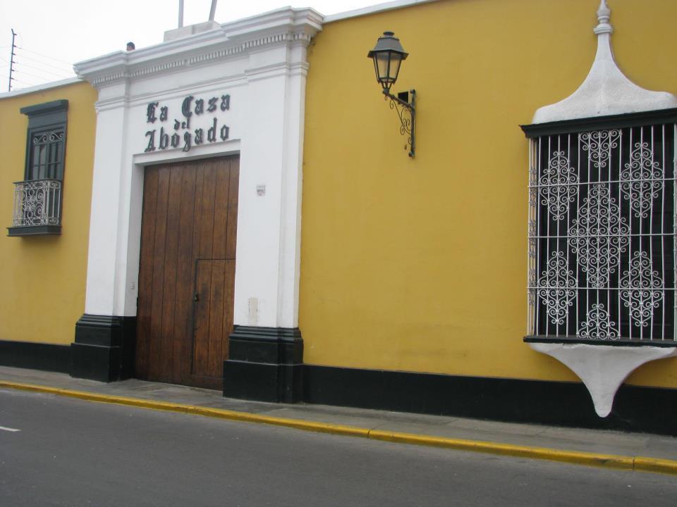 La Casa del Abogado