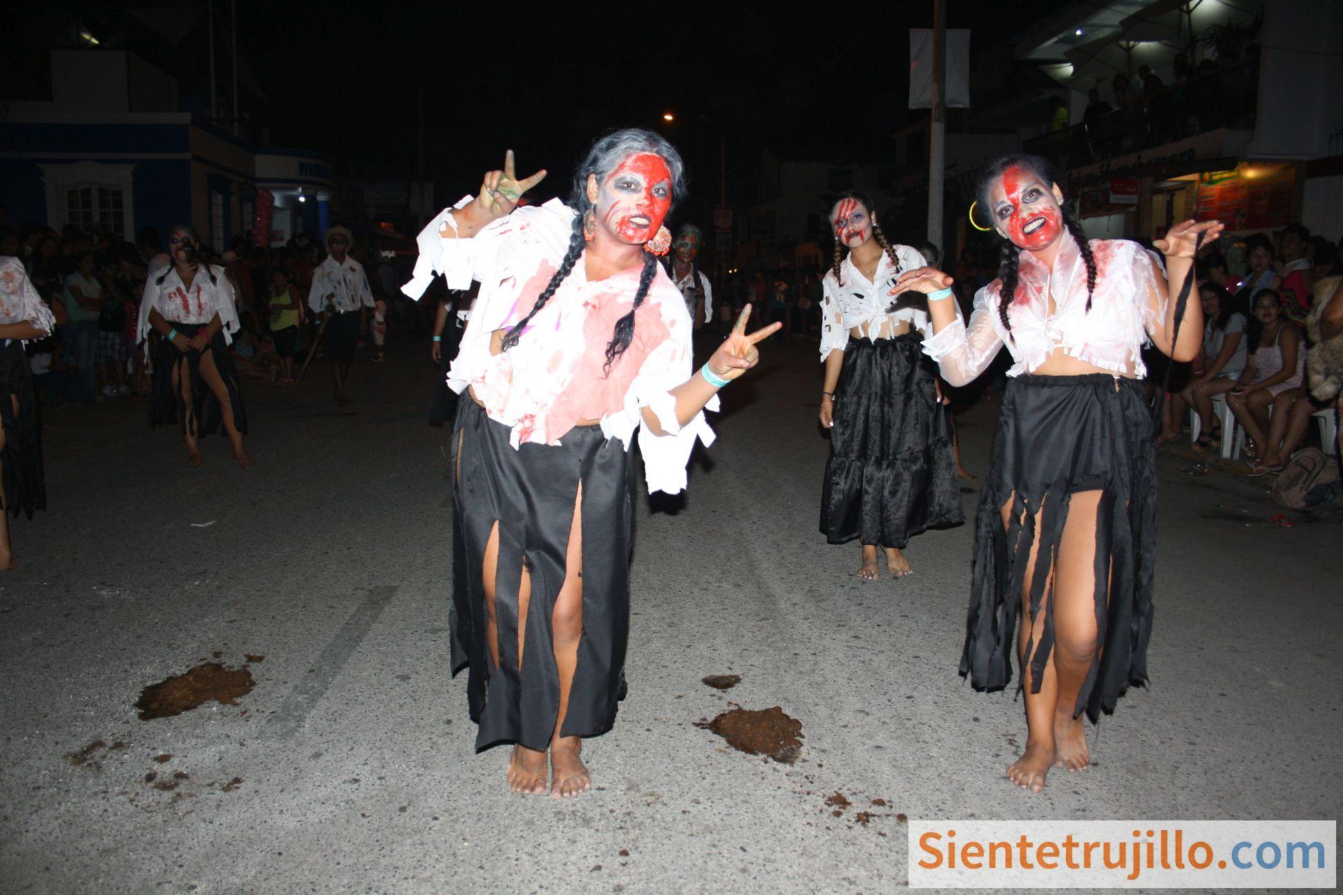 Corso Carnaval de Huanchaco