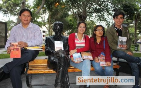 Día del Libro en Trujillo