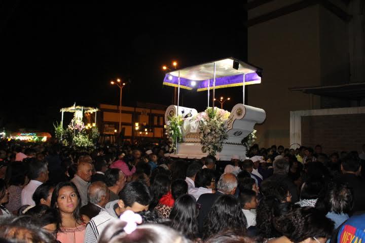Semana Santa en Moche