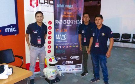 Robotronics UNT de la Escuela de Mecatrónica