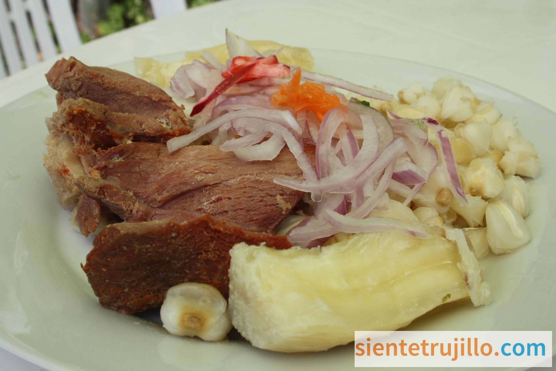 Shirán Poroto gastronomía peruana