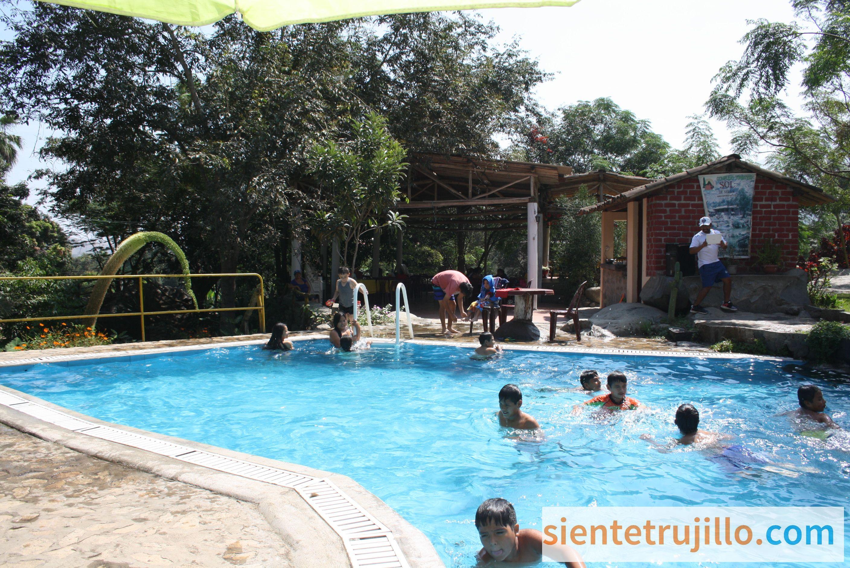 Noticias de Trujillo Perú piscina Poroto