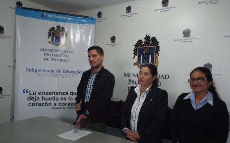 Gerencia de Educación Municipalidad provincial de Trujillo