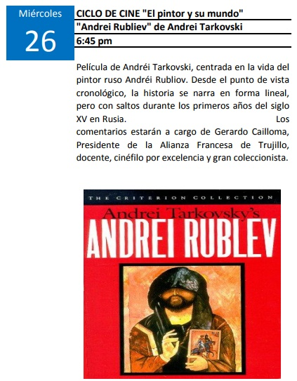 Andrei Rubliev