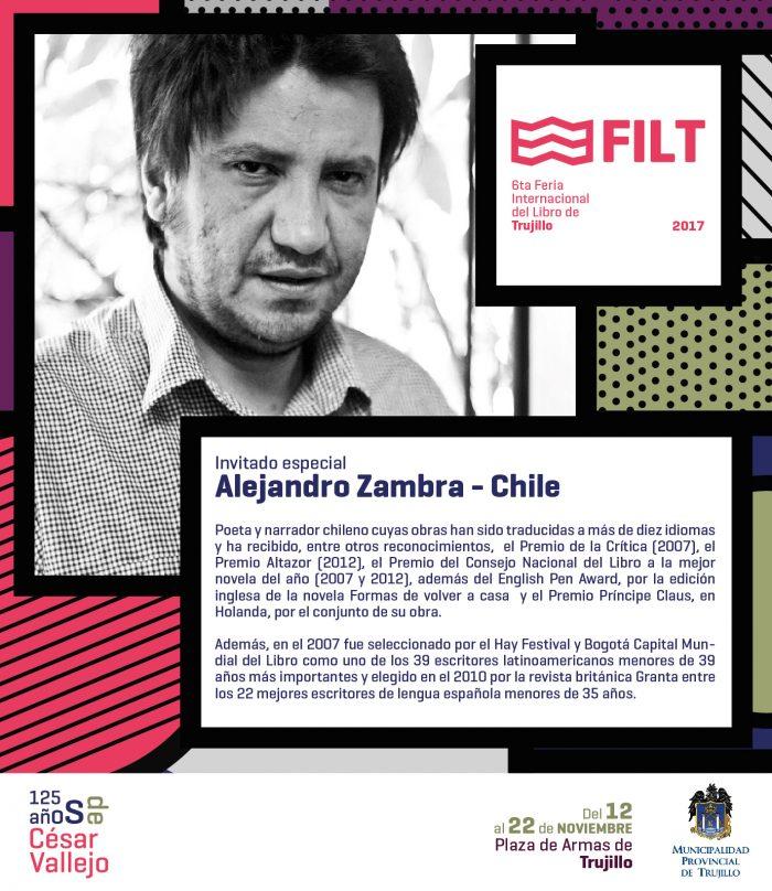 Feria Internacional del Libro de Trujillo 2017