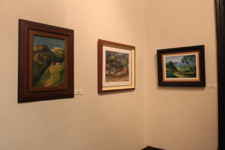 Exposición en Club Central de Trujillo