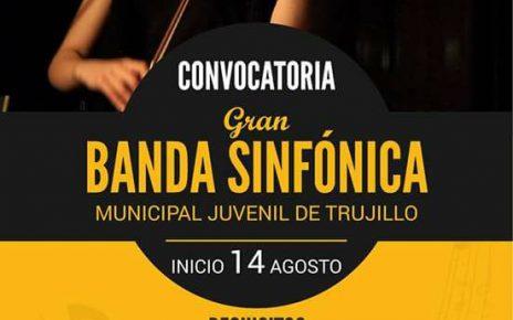 Gran Banda Sinfónica Juvenil de Trujillo