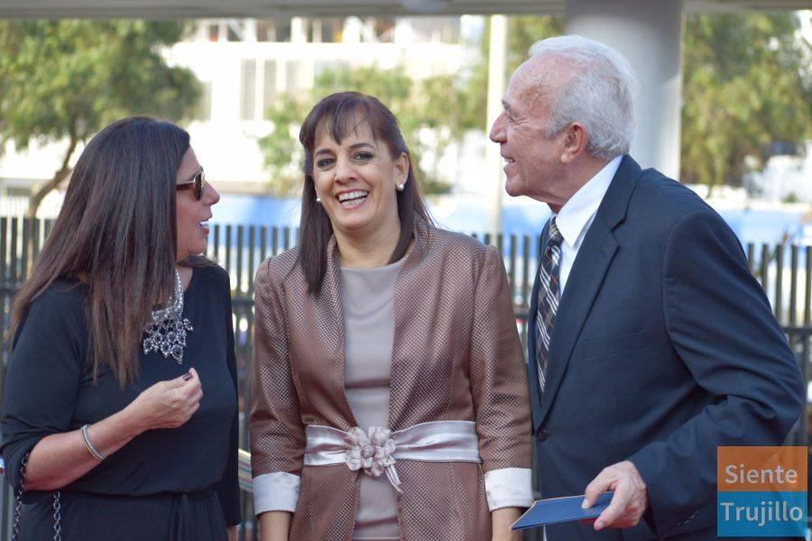 Patricia del Río Guido Lombardi