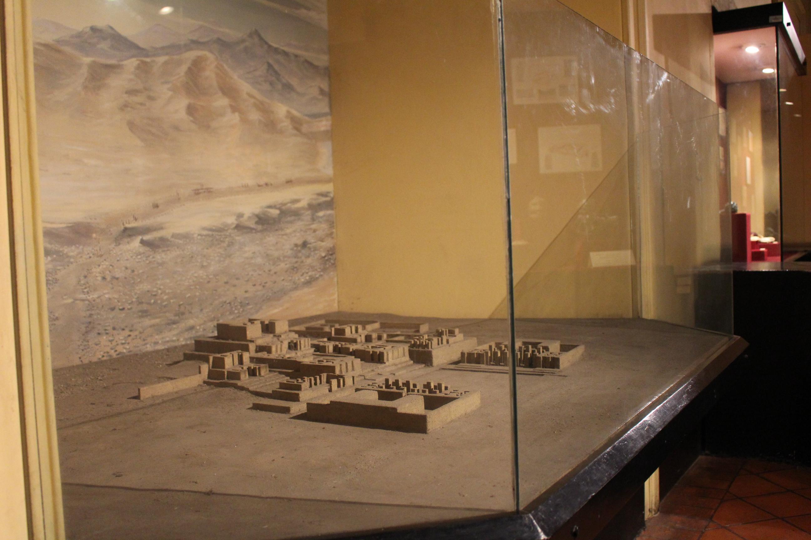 antigua ciudad mochica