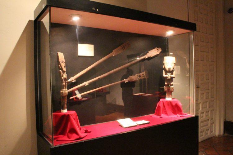 armas precolombinas