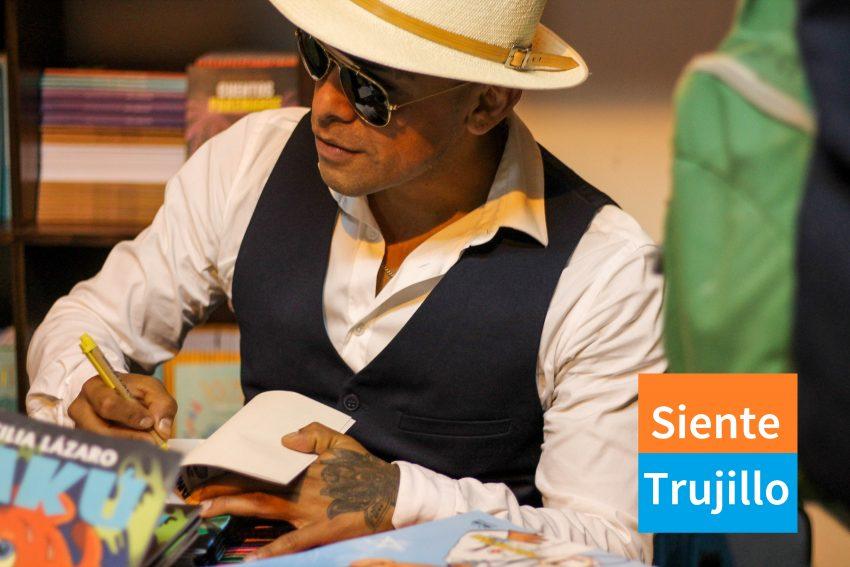 Feria Internacional del Libro de Trujillo