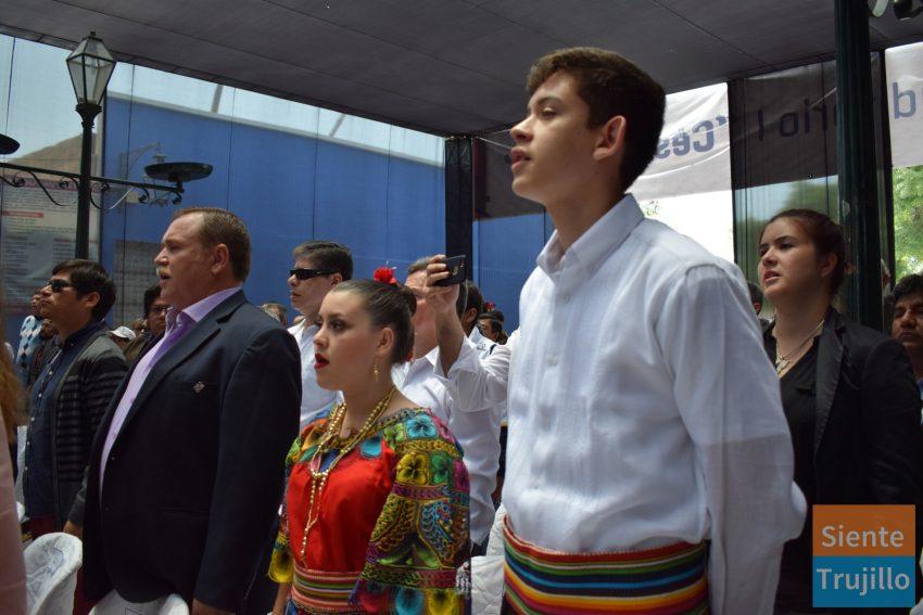 Paraguay en la 6ta Feria Internacional del Libro de Trujillo