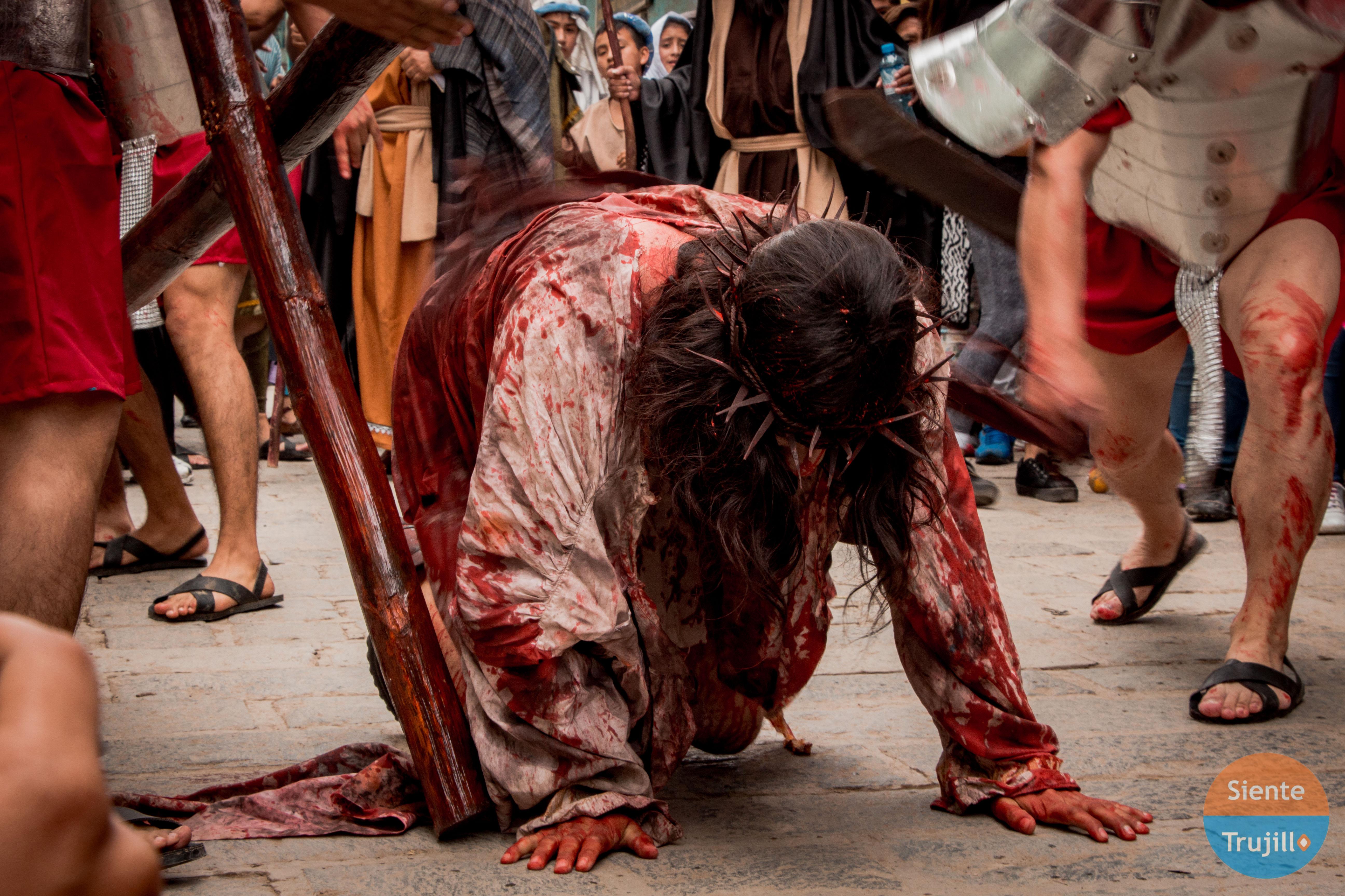 Vía Crucis Otuzco