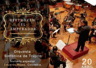 """La sinfónica vuelve al teatro VRLI con """"Beethoven: El Emperador"""""""