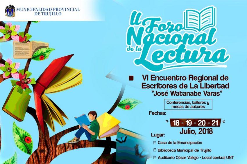 Foro Nacional de la Lectura