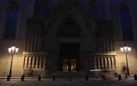 Santa María del Mar Barcelona