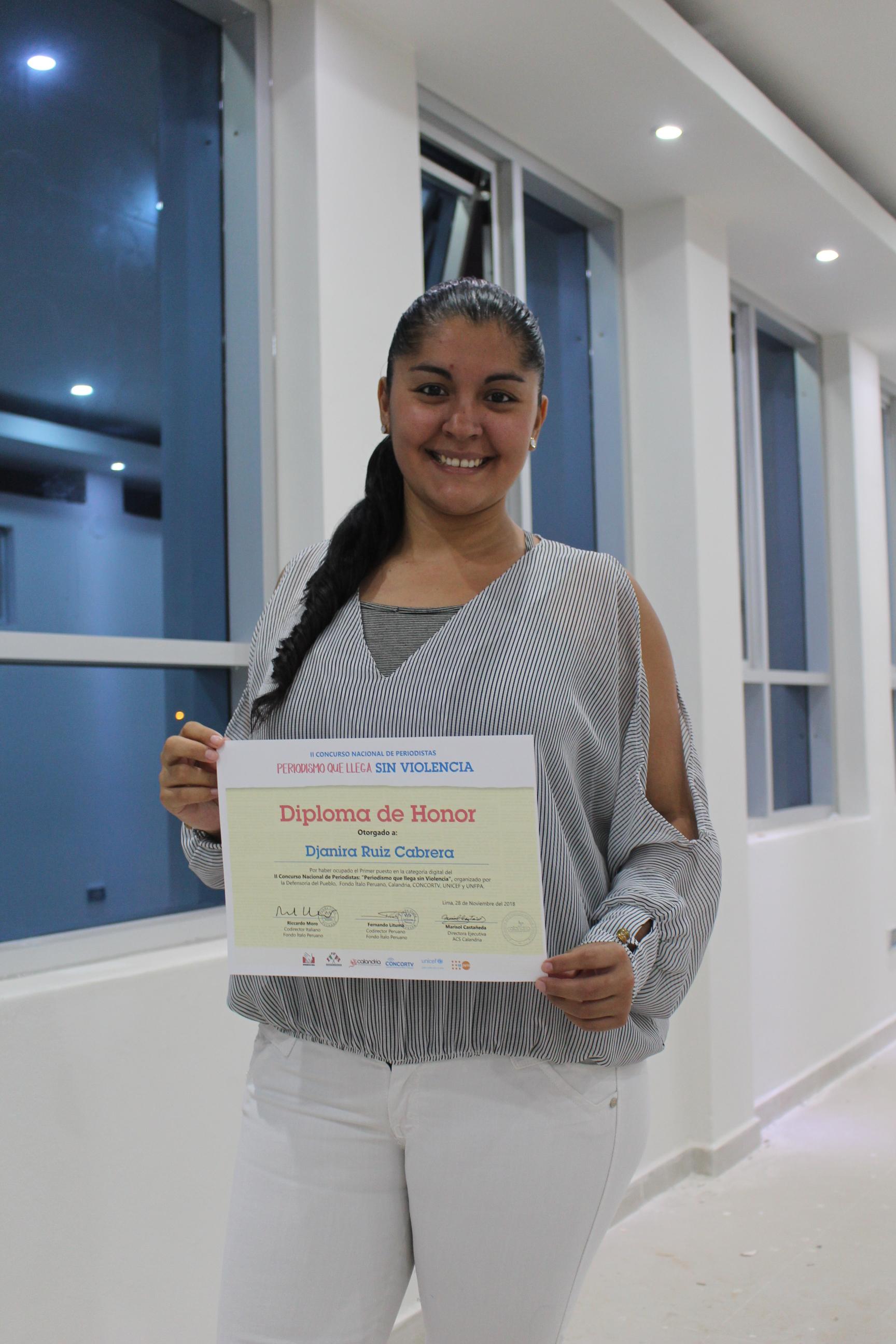 Djanira Ruiz Cabrera