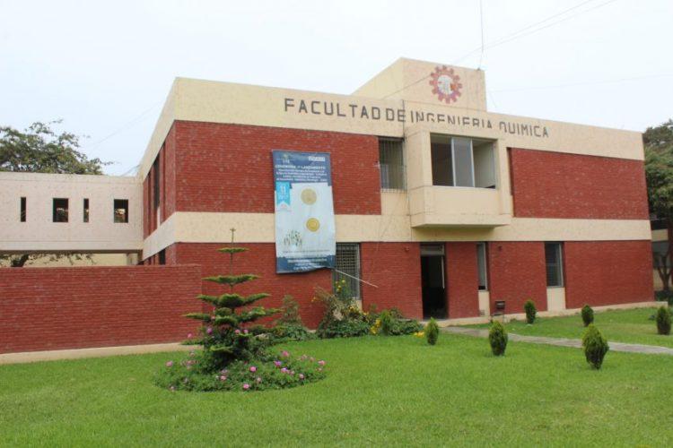 Facultad de Ingeniería Química de la UNT