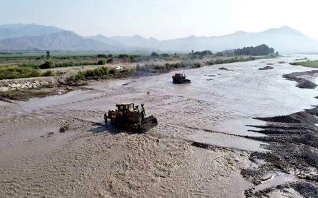 ríos Virú y Chicama