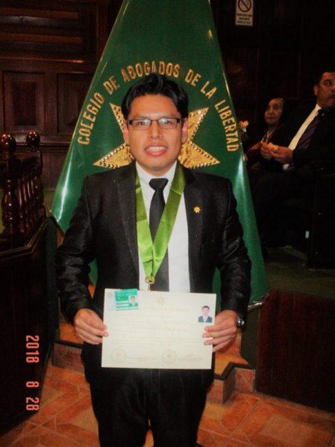 círculo de investigación jurídica civil de Trujillo