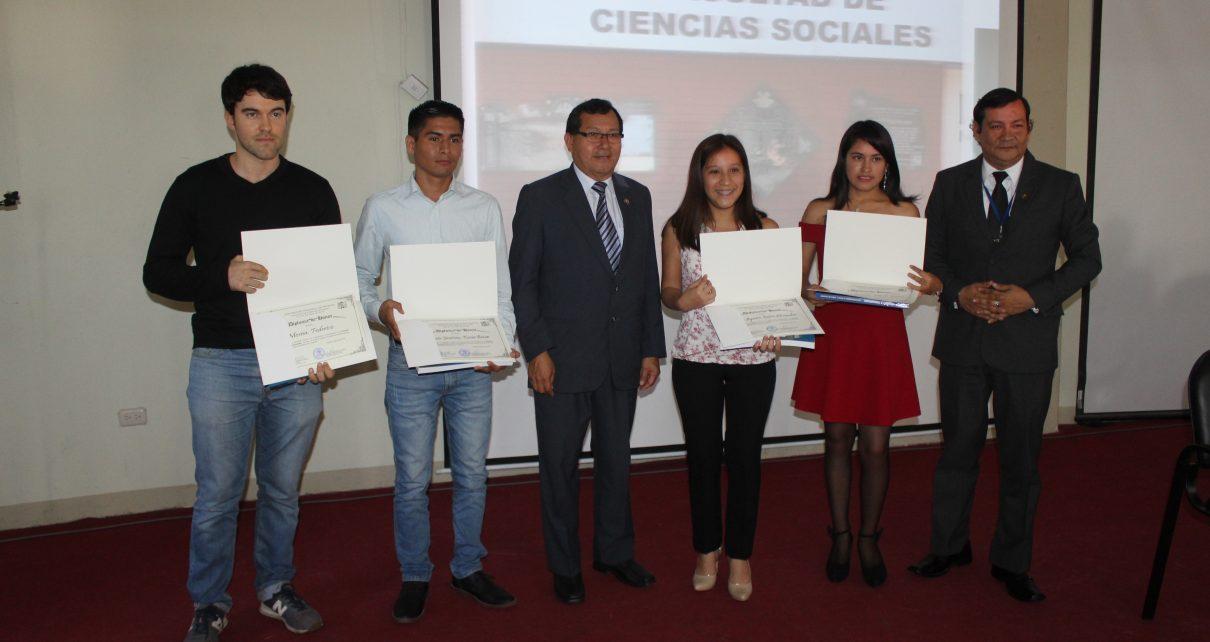 Trujillo Facultad de Ciencias Sociales UNT