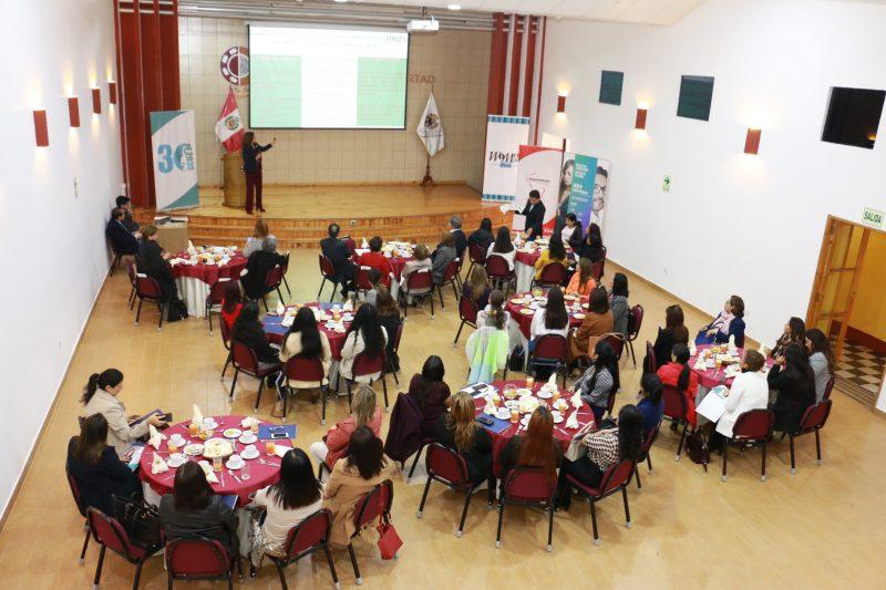 Women Development Program PUCP