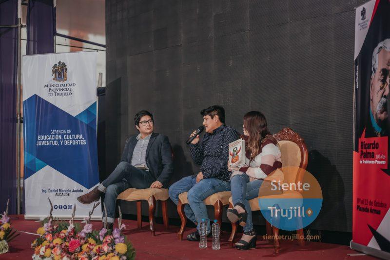 Milver Avalos y Omar Aliaga FILT 2019