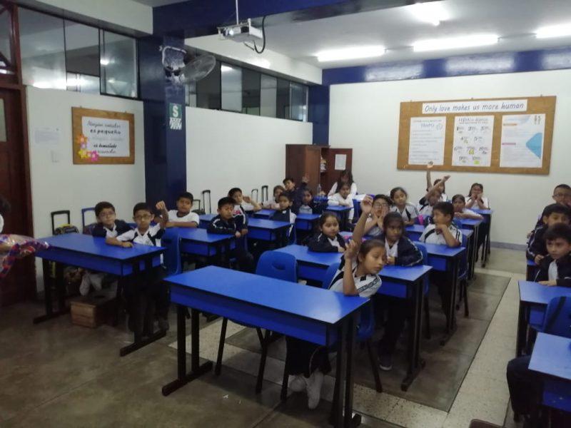 institución educativa Perpetuo Socorro