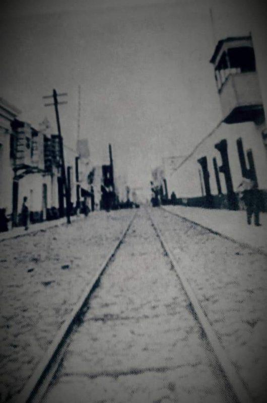 Vía de tren Pacasmayo