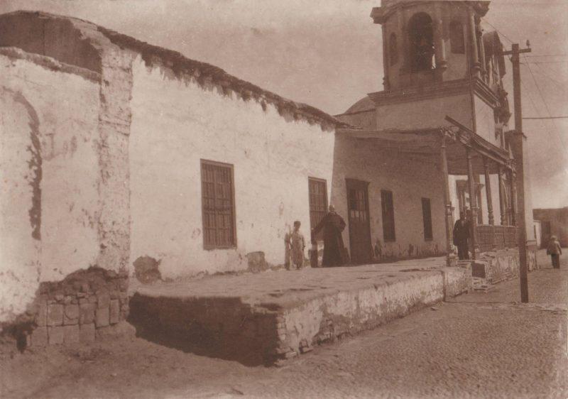 Sacerdote en Pacasmayo