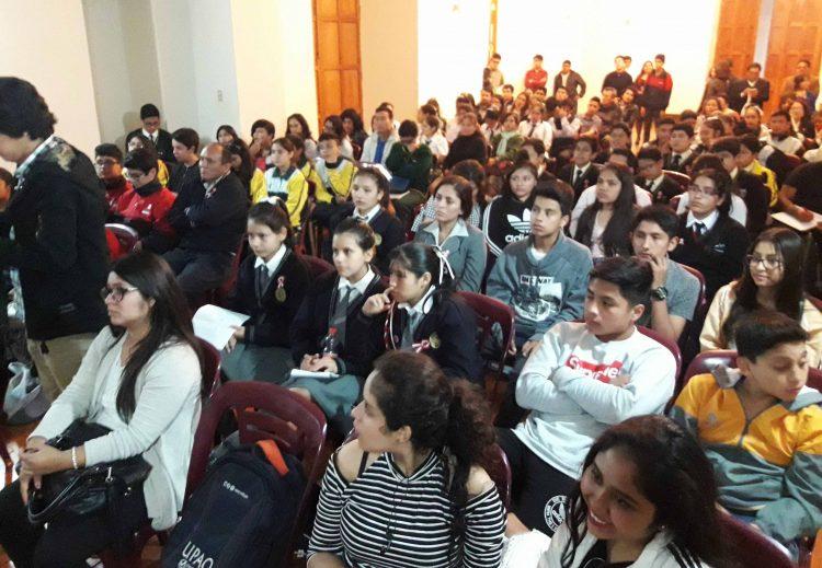II Festival de Poesía de Trujillo