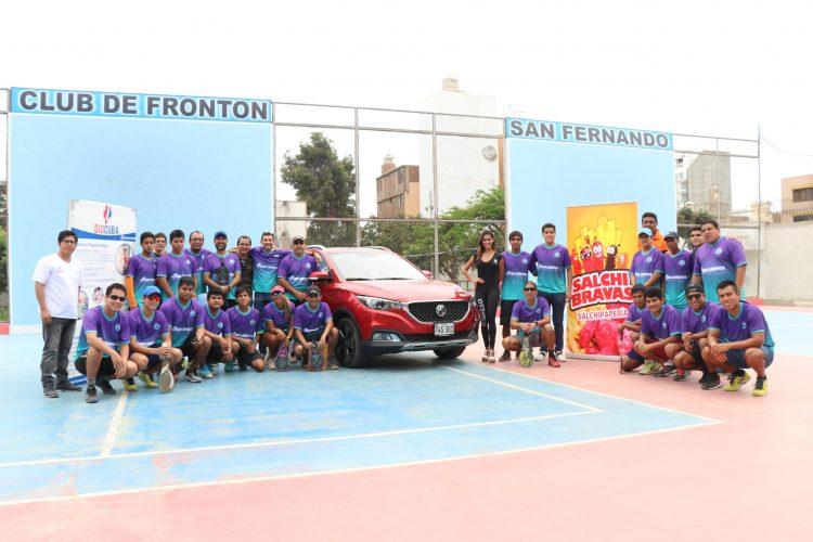 Club de frontón San Fernando