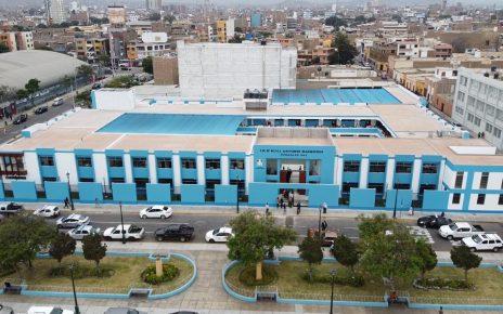 Colegio Antonio Raimondi