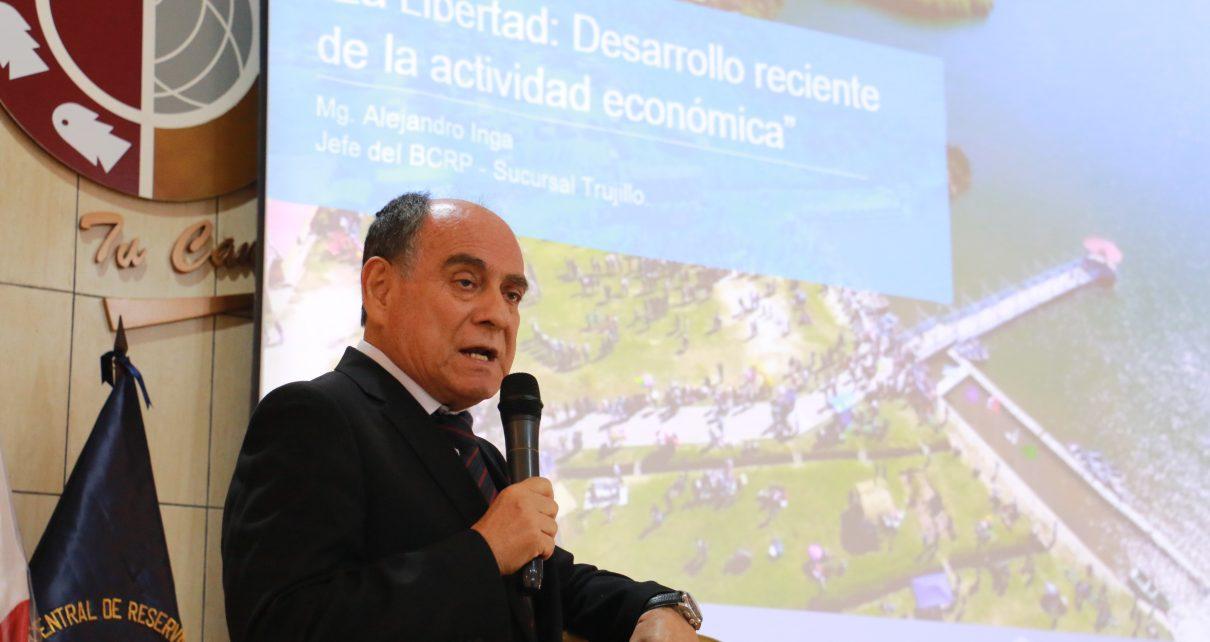 presa Palo Redondo Alberto Inga Durango