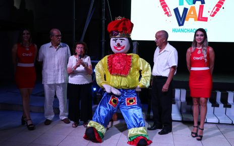 carnavales Huanchaco 2020