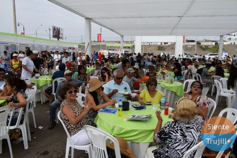 Fiesta del Pisco Sour parador turístico Quibisich
