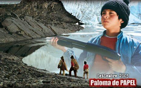 film peruano Paloma de Papel