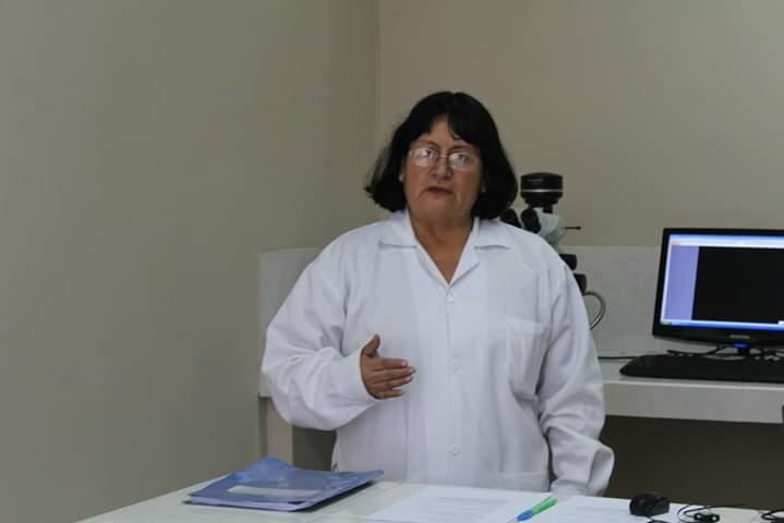 investigadora de la UNT
