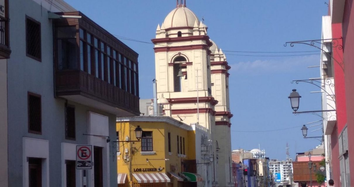 clima en Trujillo