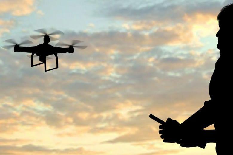 vuelo de drones en Perú