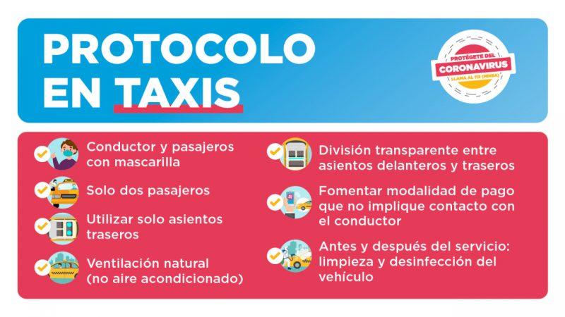 taxis en Trujillo
