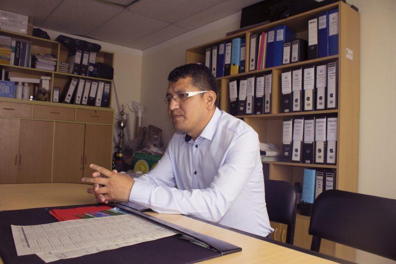 Arturo Vásquez Mendoncilla Concejo de Huanchaco