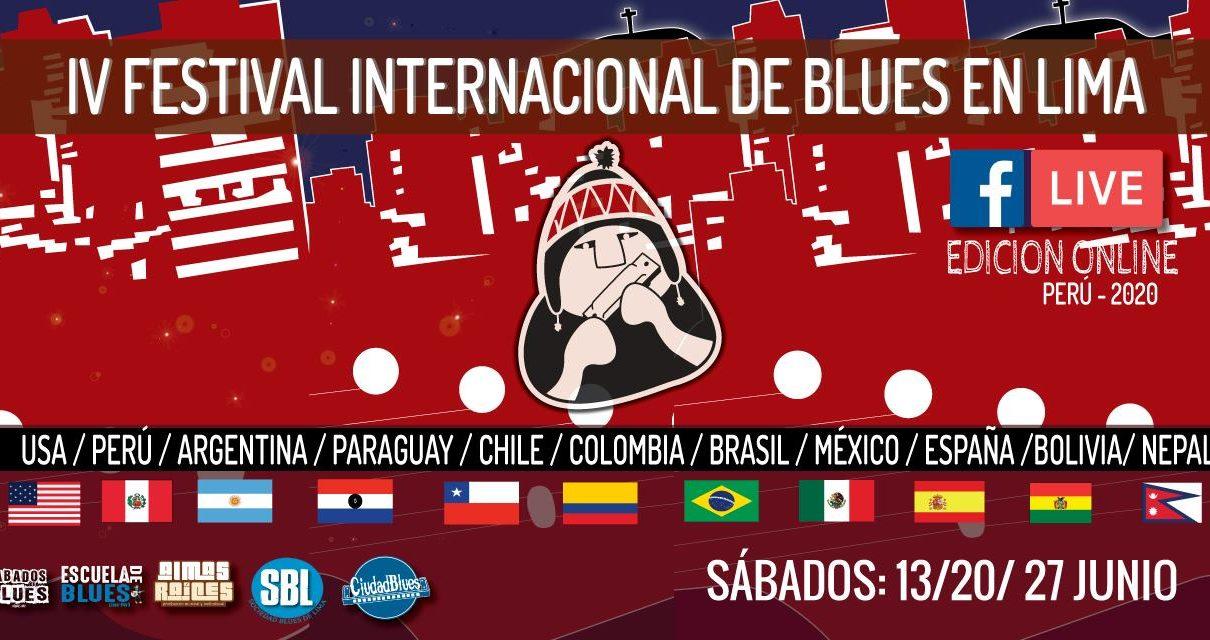 Festival Internacional de Blues en Lima