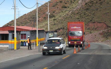 Arranca Perú