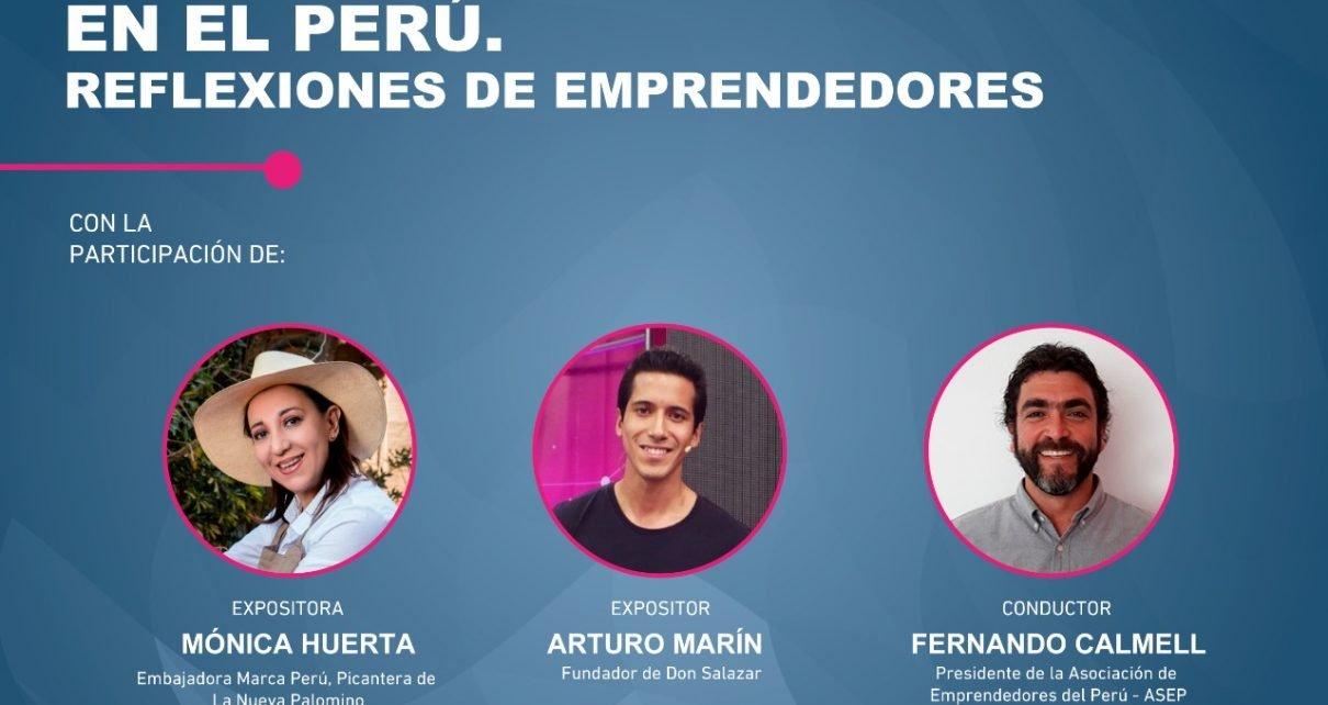 emprender en el Perú