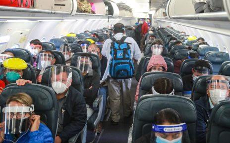 contagio del COVID-19 Perú