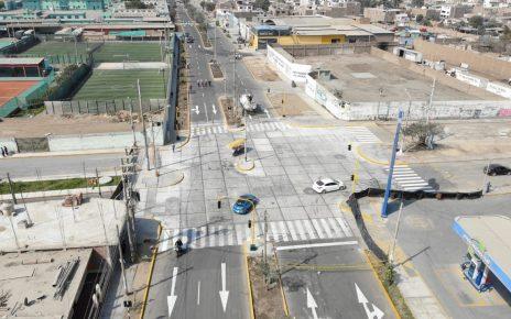avenida Miraflores de Trujillo