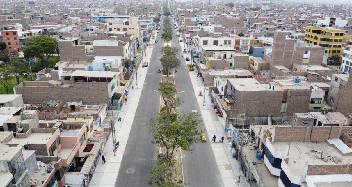 Avenida César Vallejo Trujillo