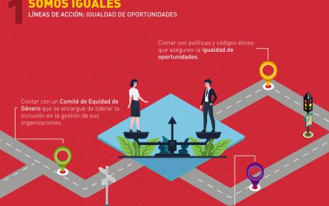 #LíderesPorLaEquidad